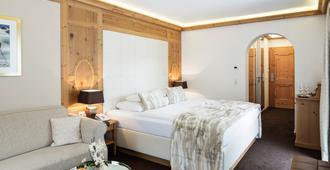Schlosshotel Ischgl - Ischgl - Bedroom