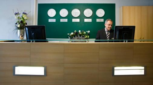 Hampshire Hotel - Theatre District Amsterdam - Amsterdam - Front desk