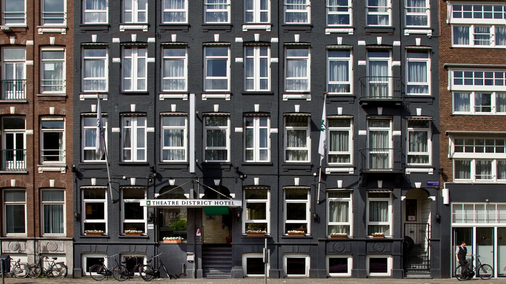 Hampshire Hotel - Theatre District Amsterdam - Amsterdam - Building