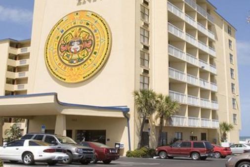 Mayan Inn Daytona Beach - Daytona Beach - Building