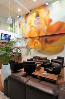 Hotel Rebro - Zagreb - Lobby