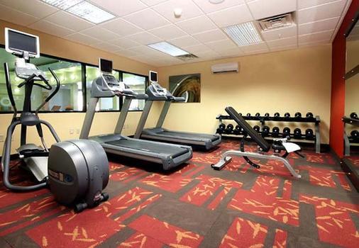 Courtyard by Marriott Houston North - Houston - Gym