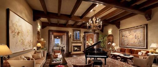 Caesars Suites at Caesars Palace - Las Vegas - Living room