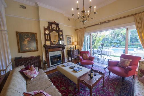 Hacklewood Hill Country House - Port Elizabeth - Lounge