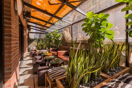 The Library Hotel By Library Hotel Collection - New York - Balcony