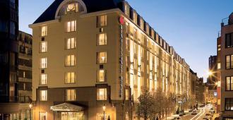 Renaissance Brussels Hotel - Brussels - Building