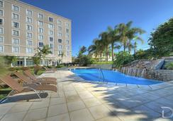 Hotel Deville Prime Porto Alegre - Porto Alegre - Pool