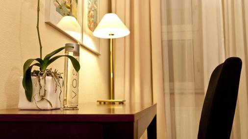 relexa hotel Stuttgarter Hof - Berlin - Living room
