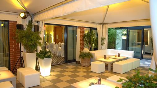 relexa hotel Stuttgarter Hof - Berlin - Patio