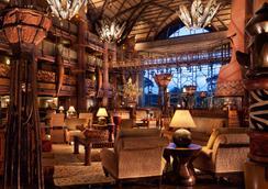 Disney's Animal Kingdom Lodge - Lake Buena Vista - Lobby