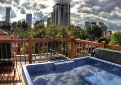 Queen Anne Bed And Breakfast - Denver - Rooftop