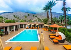 Little Paradise Hotel - Palm Springs - Pool