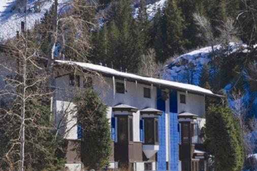 St. Moritz Lodge & Condominiums - Aspen - Building