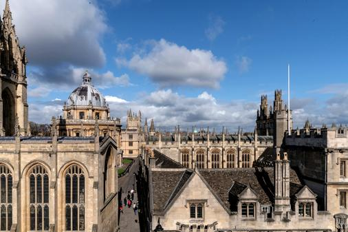Old Bank Hotel - Oxford - Outdoor view