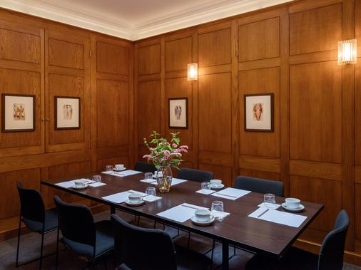 Old Bank Hotel - Oxford - Meeting room