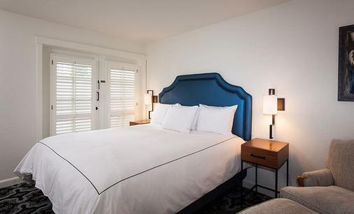 Hotel Pacific - Monterey - Bedroom