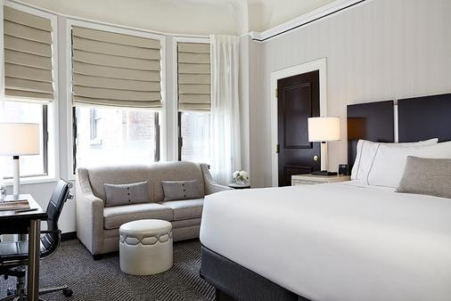 The Gregory Hotel - New York - Bedroom
