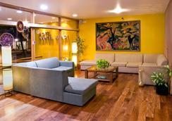 Hotel Nahuel Huapi - San Carlos de Bariloche - Lobby