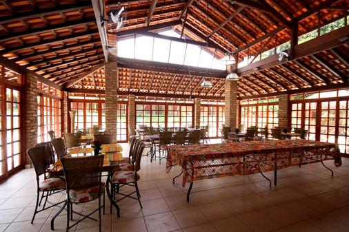 Pousada Beco Da Lua - Olímpia - Restaurant