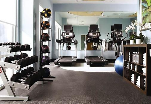 SpringHill Suites Houston Intercontinental Airport - Houston - Gym