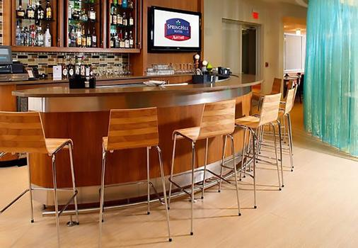 SpringHill Suites Houston Intercontinental Airport - Houston - Bar