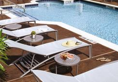 SpringHill Suites Houston Intercontinental Airport - Houston - Pool