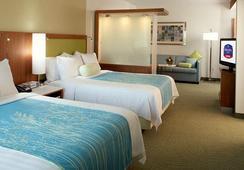 SpringHill Suites Houston Intercontinental Airport - Houston - Bedroom