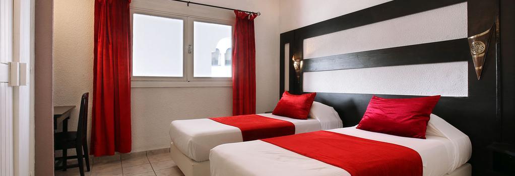 Anezi Apartments - Agadir - Bedroom