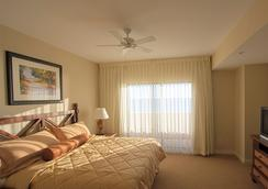 The Reef At Seahaven Beach Resorts - Panama City Beach - Bedroom