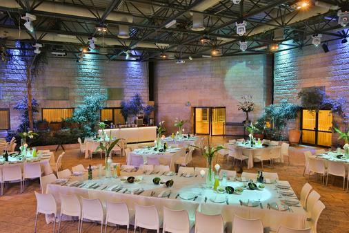 Prima Park Hotel - Jerusalem - Banquet hall