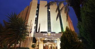 Prima Park Hotel - Jerusalem - Building