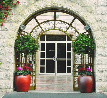Prima Palace Hotel - Jerusalem - Outdoor view