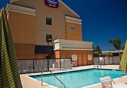 Fairfield Inn and Suites by Marriott Tampa Fairgrounds Casino - Tampa - Pool
