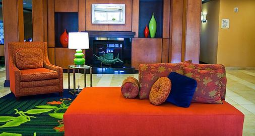 Fairfield Inn and Suites by Marriott Tampa Fairgrounds Casino - Tampa - Lobby