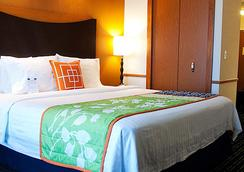 Fairfield Inn and Suites by Marriott Tampa Fairgrounds Casino - Tampa - Bedroom