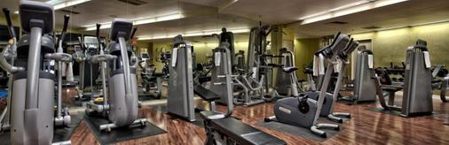 Windsor Court Hotel - New Orleans - Gym