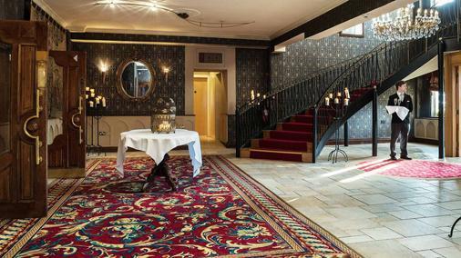 Fitzpatrick Castle Hotel - Dublin - Lobby