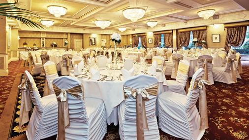 Fitzpatrick Castle Hotel - Dublin - Banquet hall