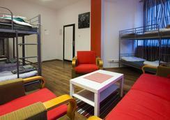 Art Hostel Poznan - Poznan - Bedroom