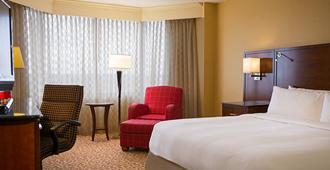 Crystal Gateway Marriott - Arlington - Bedroom