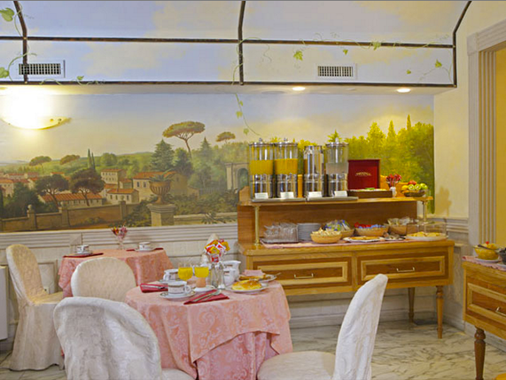 Hotel Pantheon - Rome - Restaurant