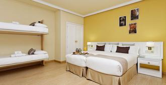 Hotel Mayorazgo - Madrid - Bedroom
