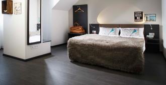 Altstadt Hotel Bielefeld - Bielefeld - Bedroom