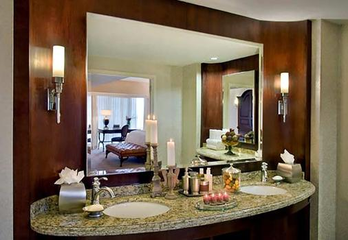 New York Marriott Marquis - New York - Bathroom