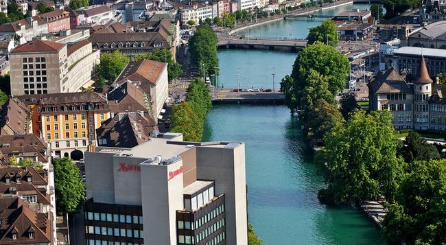 Zurich Marriott Hotel - Zurich - Building