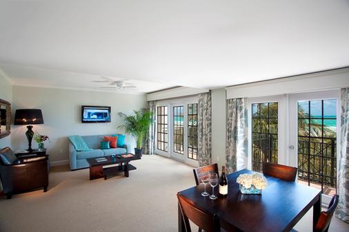 The Savoy Hotel & Beach Club - Miami Beach - Living room