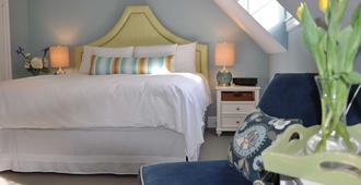 Peter Shields Inn & Restaurant - Cape May - Bedroom