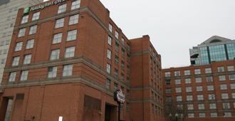 Holiday Inn Express & Suites Buffalo Downtown - Buffalo - Building