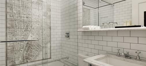 The Frederick Hotel - New York - Bathroom