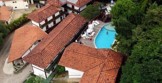 Hotel Coquille - Ubatuba - Building